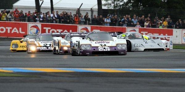 Les Groupe C de retour au Mans en 2012