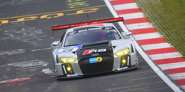 Nürburgring : performances limitées pour les GT3