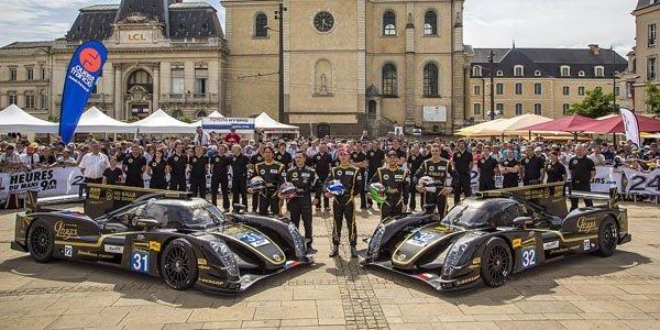 Les Lotus Praga LMP2 saisies !