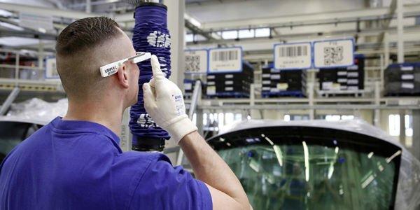 Des lunettes 3D pour les employés de VW