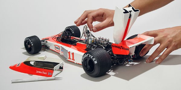 Les miniatures d'Amalgam Fine Model Cars