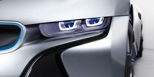 Des phares Laser par BMW