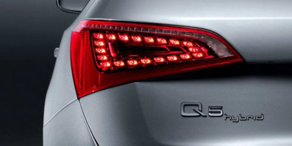 Les plans hybrides d'Audi