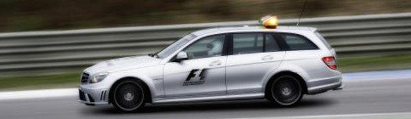 Mercedes, spécialiste des safety cars !