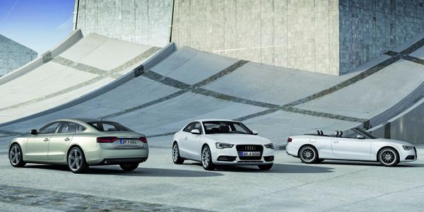 Audi toujours en pleine forme !