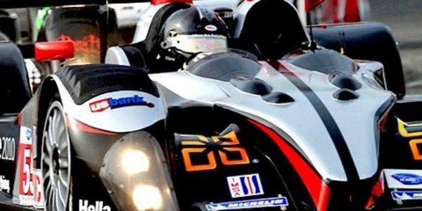 Level 5 Motorsports avec Lola en ALMS