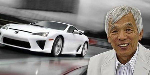 Lexus rend hommage à Hiromu Naruse