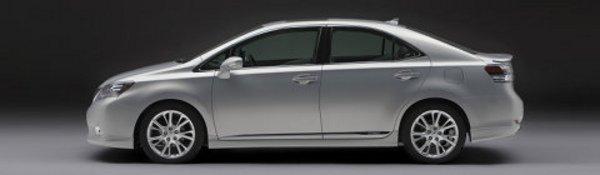 Lexus HS 250h : la Prius du riche