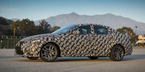 La nouvelle Lexus IS sera à Détroit