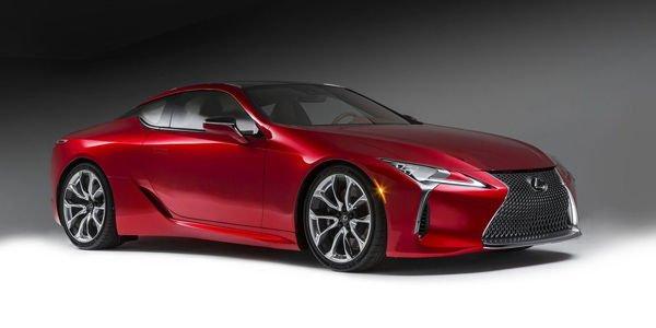 Lexus LC 500 se découvre grâce à X-Tomi Design