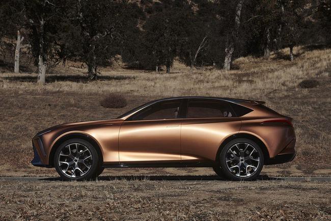 Detroit : concept Lexus LF-1 Limitless