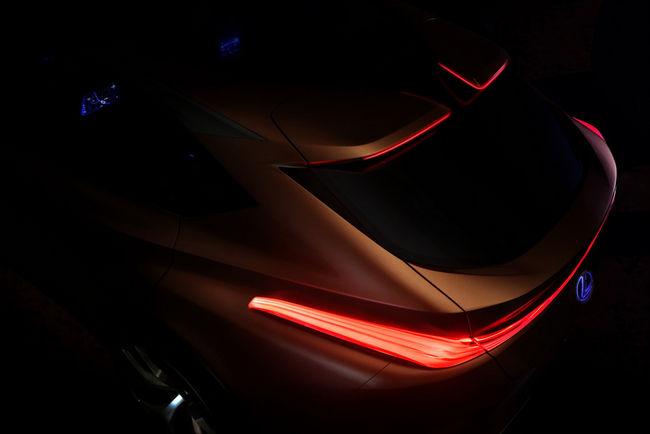 Concept Lexus LF-1 Limitless : nouveau teaser