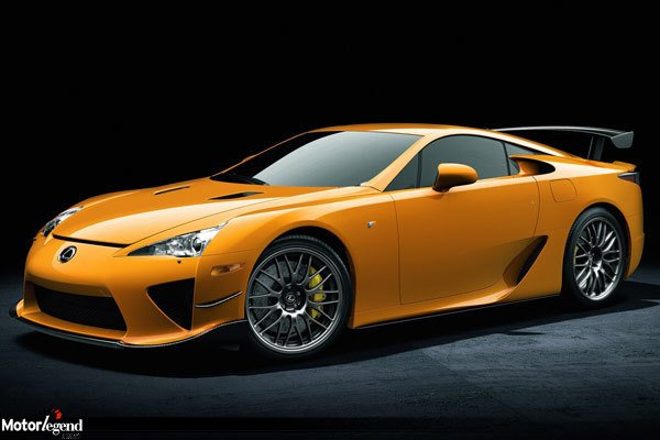 la lexus lfa nurburgring gen ve actualit automobile motorlegend. Black Bedroom Furniture Sets. Home Design Ideas