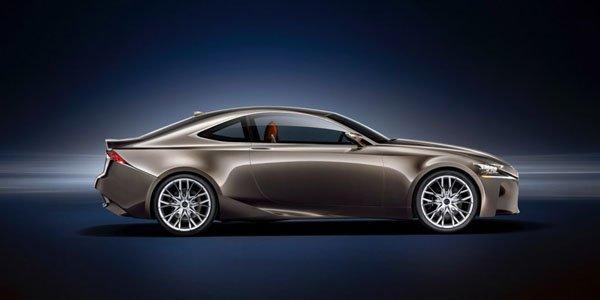 Lexus LF-CC : bientôt en série ?