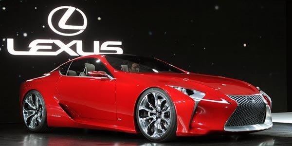 Lexus LF-LC : proche de la série ?