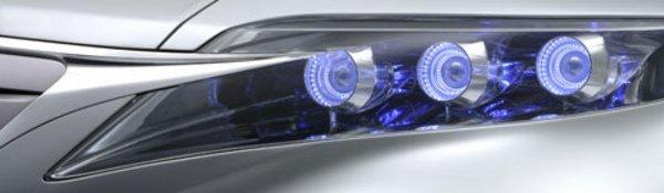 Lexus peaufine le style de son SUV