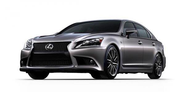 La nouvelle Lexus LS se dévoile