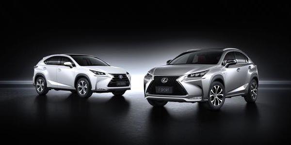 Prix du nouveau Lexus NX