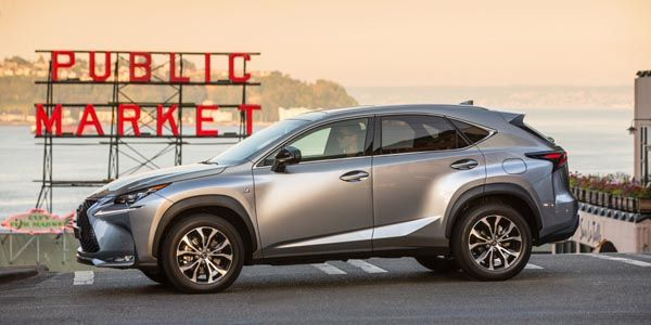 Lexus NX 300h transmission E-Four