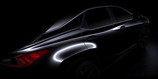 Le nouveau Lexus RX dévoilé à New York