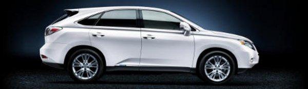 Lexus RX 450h : le SUV hybride optimisé
