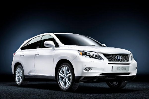 lexus rx 450h le suv hybride optimis actualit automobile motorlegend. Black Bedroom Furniture Sets. Home Design Ideas
