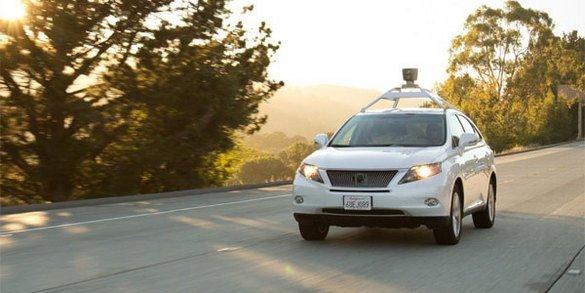Google : déjà 300 000 miles au compteur