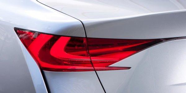 Lexus tease la LF-Gh