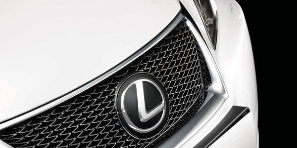 Lexus LF-Gh concept à New-York