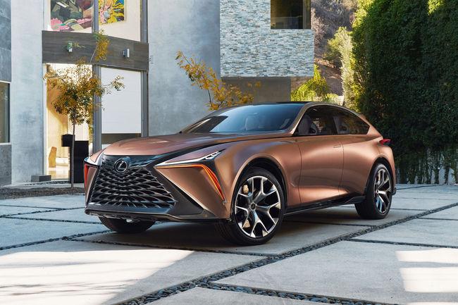 Genève : le crossover UX attendu chez Lexus