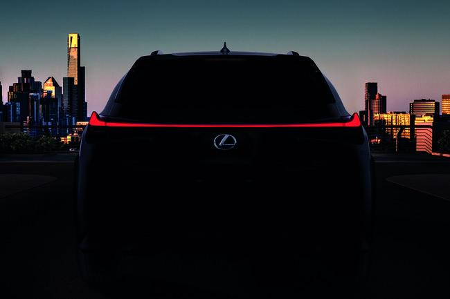 Genève : nouveau SUV Lexus UX