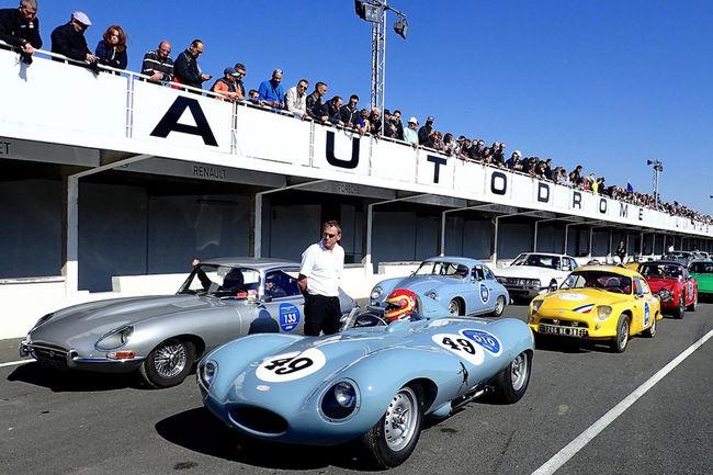 Hommage à David Piper aux Grandes Heures Automobiles