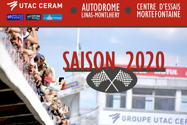Agenda : calendrier 2020 de l'Autodrome de Linas-Montlhéry