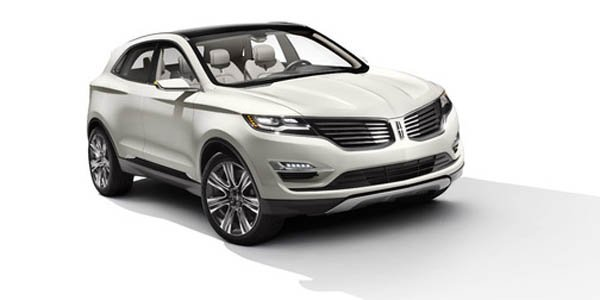 Lincoln MKC Concept : Ford Kuga de luxe