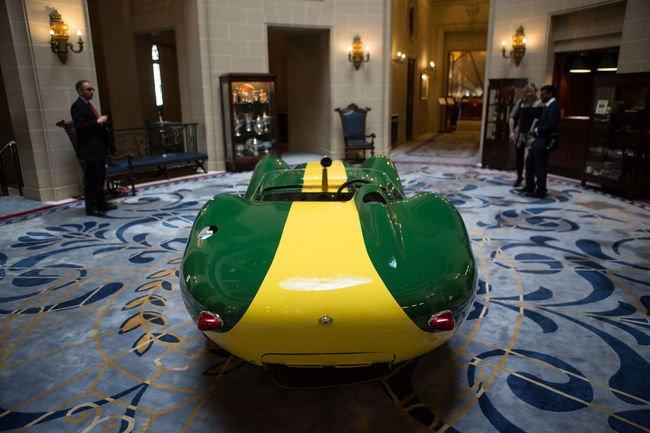 Une Stirling Moss Editions pour la Lister Jaguar Knobbly