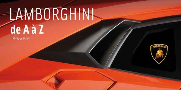 Livre : Lamborghini de A à Z