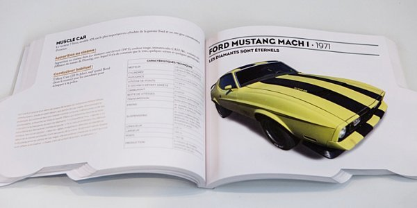 Livre : James Bond, voitures de légende