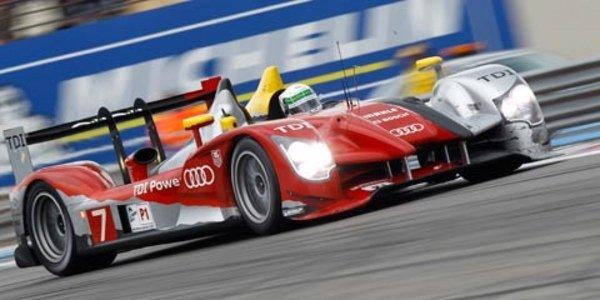 8H du Castellet, Audi gagne, Oreca passe