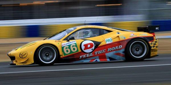 Le Mans Series calendrier 2012