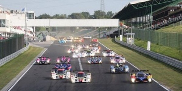 LMS Budapest : victoire d'Acura Strakka
