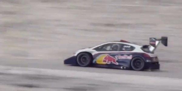 Pikes Peak : Loeb et la 208 T16 en vidéo