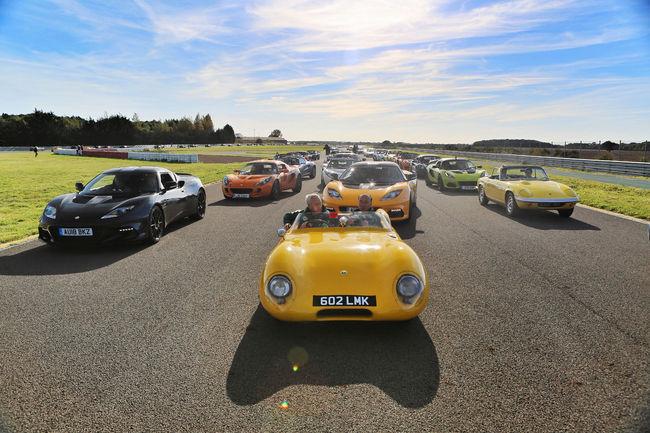 Un 70ème anniversaire réussi pour Lotus