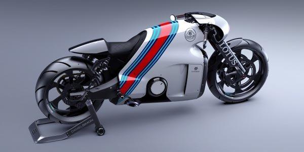 Moto Lotus C-01 : du rêve à la réalité