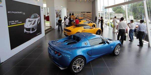 Lotus Cars débarque en Malaisie