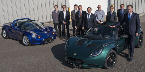 Lotus Cars franchit un nouveau cap