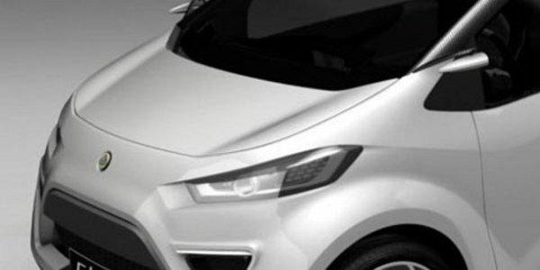 Lotus : le premier concept construit...