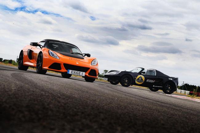 Des nouveautés pour la Lotus Driving Academy 2020