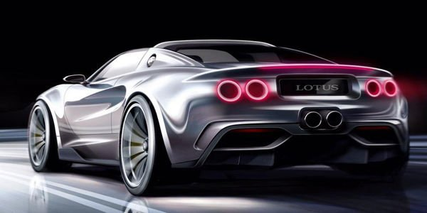 A l'étude : Lotus Super Elise