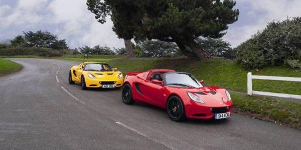 Nouvelles Lotus Elise Sport et Elise Sport 220