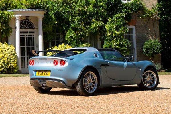 Lotus Elise 250 Special Edition : limitée à 50 ex